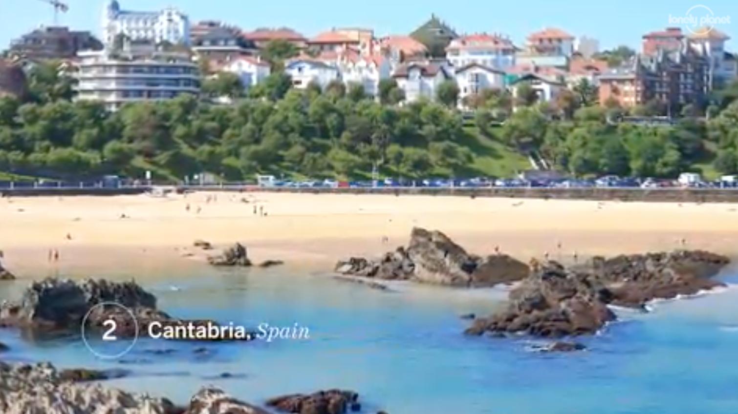 Cantabria como destino turístico 2018